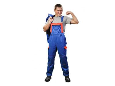 Базова робочий одяг: напівкомбінезони