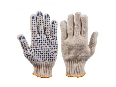 Захист рук: рукавички з ПВХ крапкою