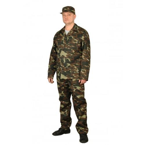 Камуфльований одяг і одяг для охоронних структкур