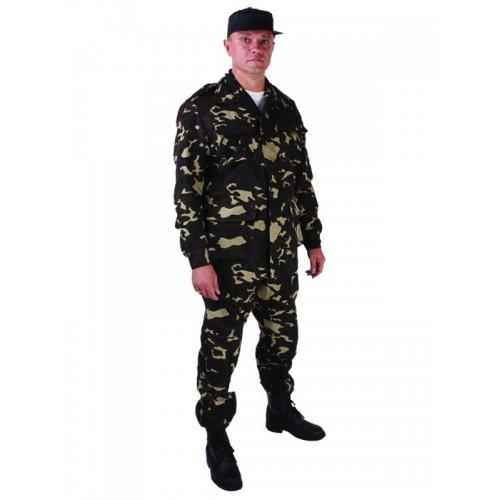 Демісезонний камуфльований одяг