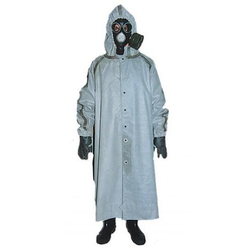 Одяг для захисту від хімічних впливів